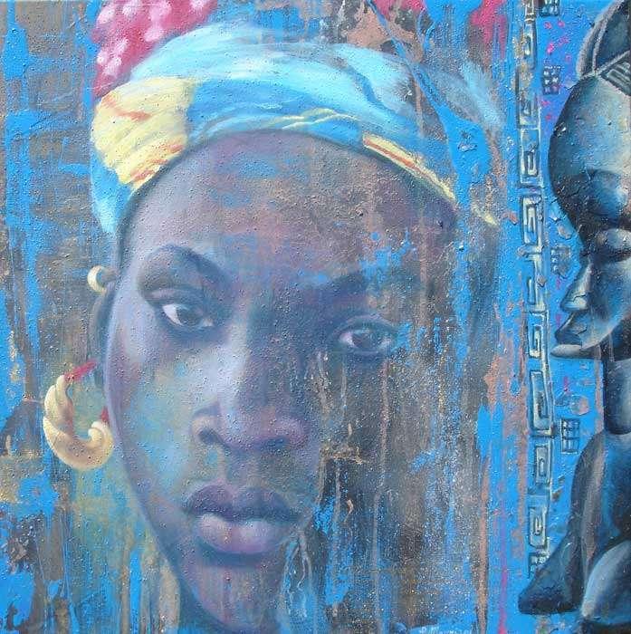 AFRICA DRAGON - SIMONA MARZIANI