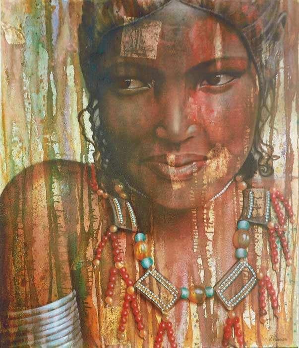 AFRICAN BEAUTY - SIMONA MARZIANI