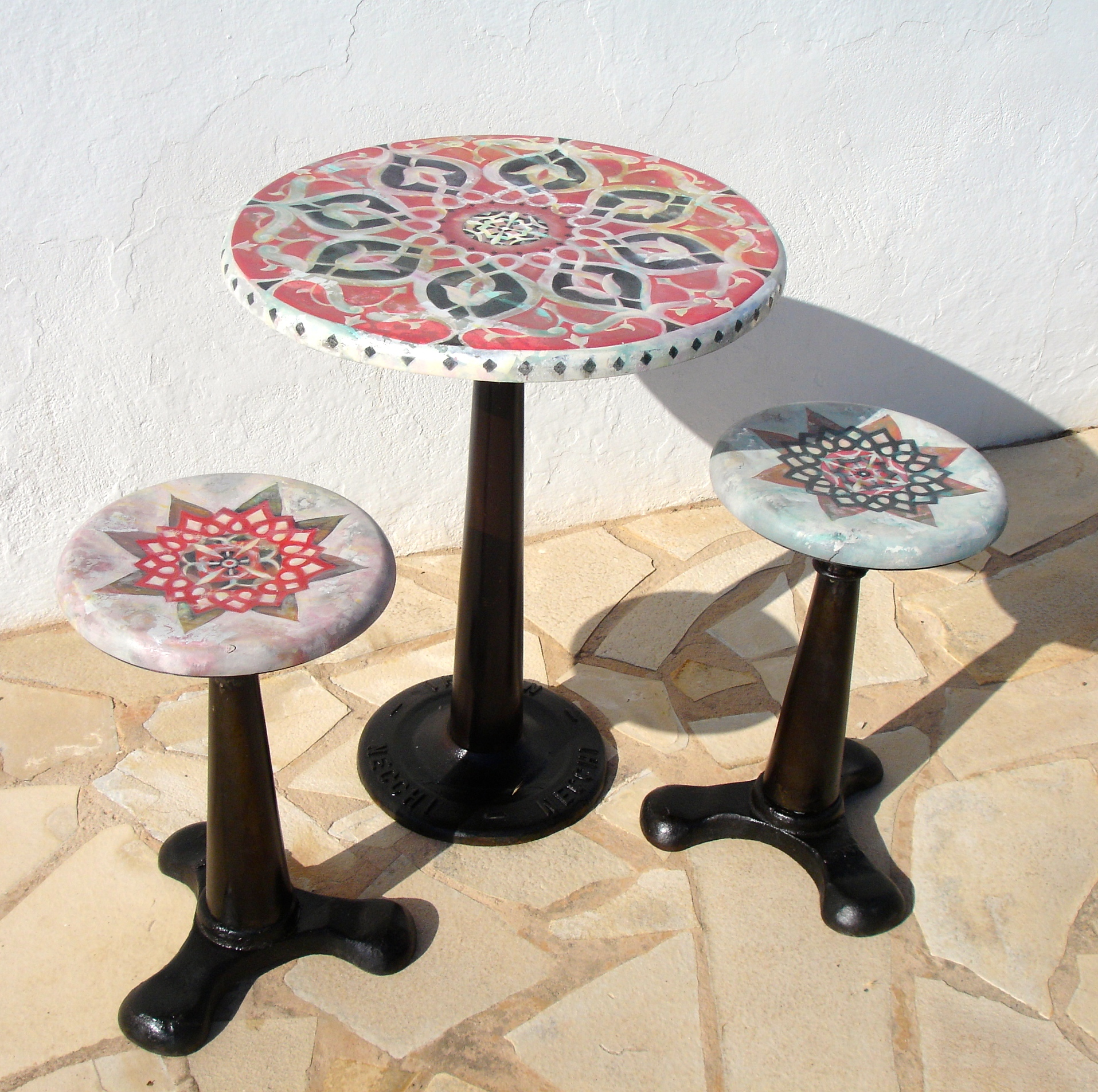Mandala Table