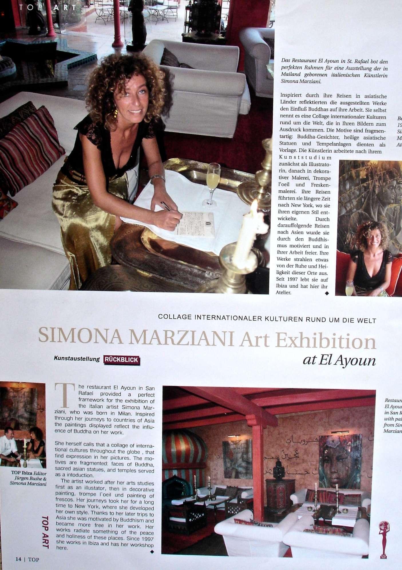 Press El Ayoun - SIMONA MARZIANI