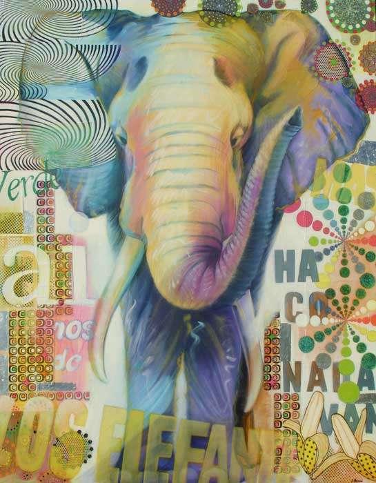 ELEPHANT POP - SIMONA MARZIANI