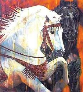 HORSE - SIMONA MARZIANI