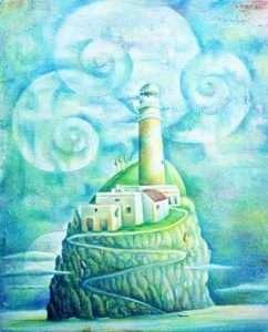 Luce del faro - Simona Marziani
