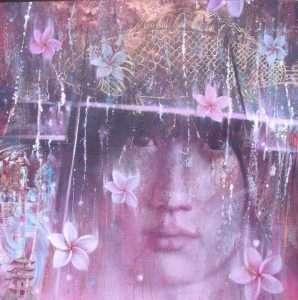 RAINING FLOWERS - SIMONA MARZIANI