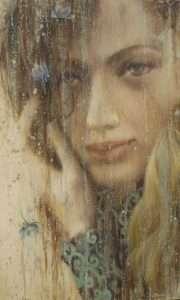 Was raining -SIMONA MARZIANI
