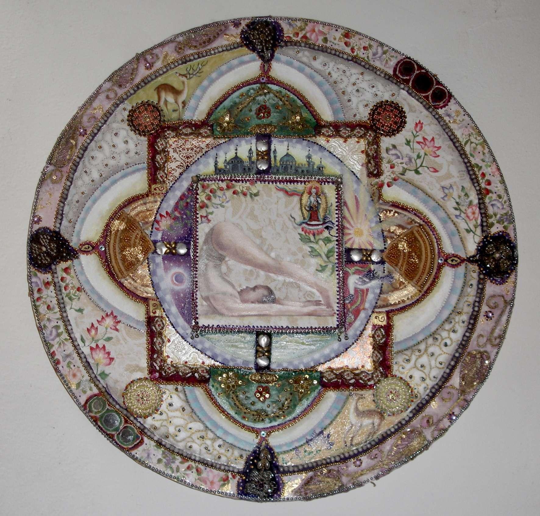Yoga Mandala-SIMONA MARZIANI