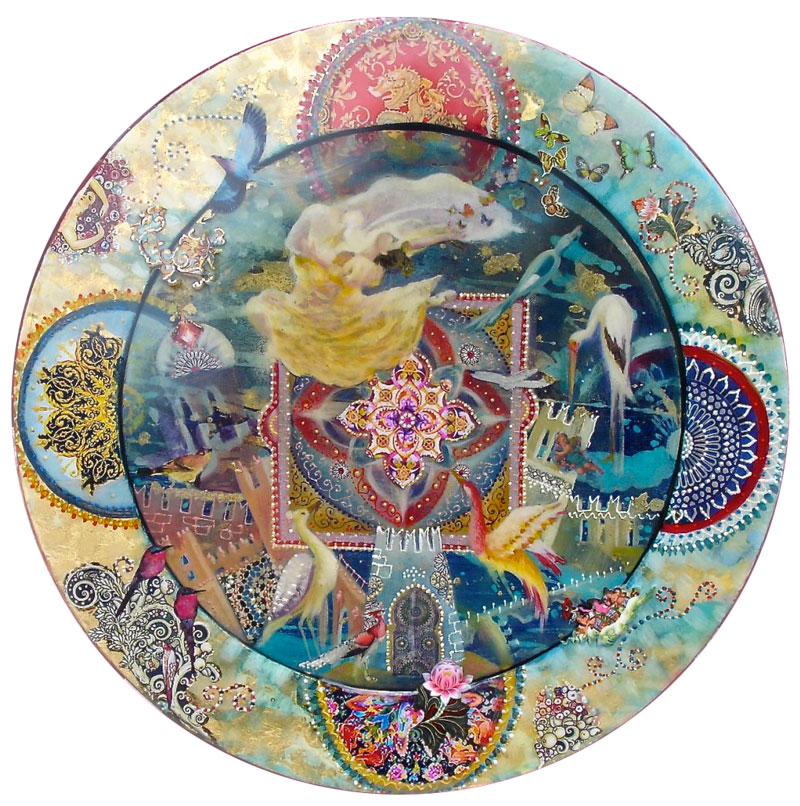 Flying Mandala SIMONA MARZIANI