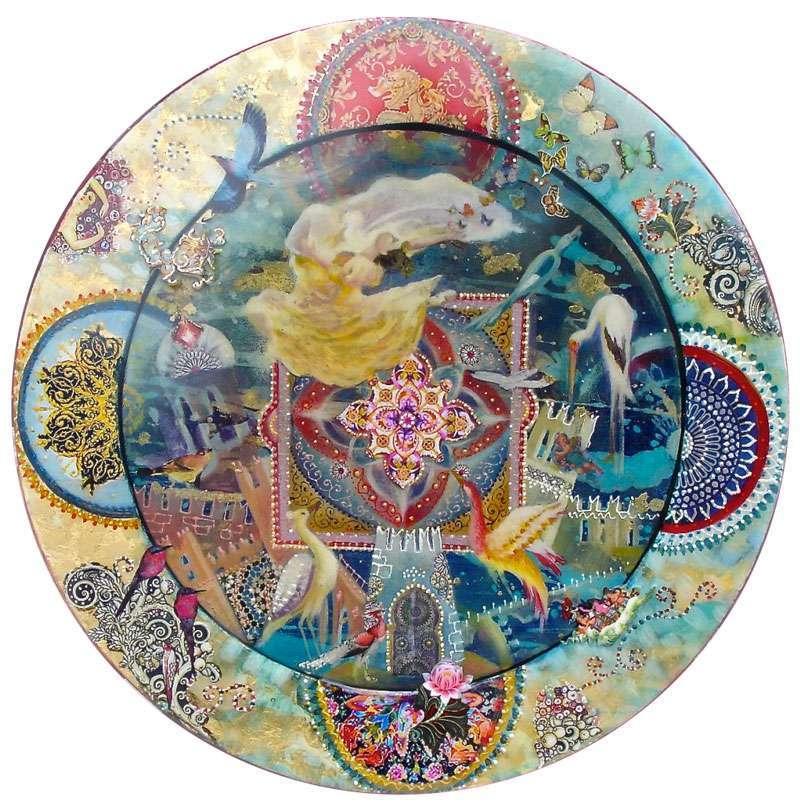 Flying Mandala SIMONA MARZIANI